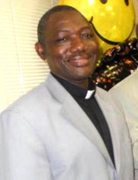 Pastor Phillip Ekoma
