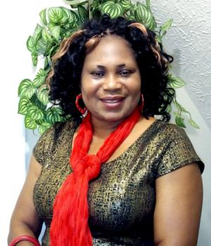 Lady Evangelist Lola Ekoma