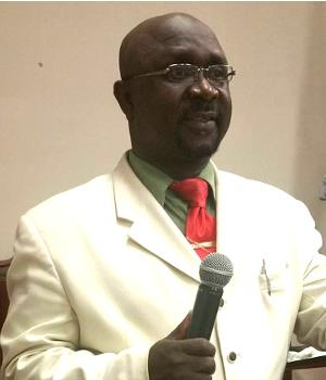 Pastor Dapo Ajeigbe