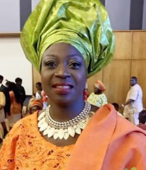 Lady Evangelist Olanike Alufa