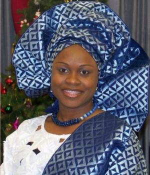 Lady Evangelist Funmilayo Oni