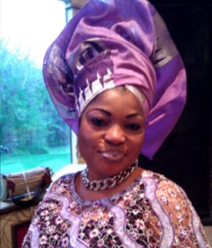 Lady Evangelist Tinuade Falade